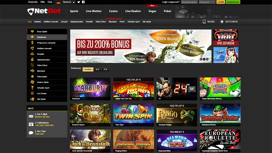 Casino Ohne Download